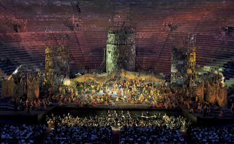IL TROVATORE – Arena di Verona